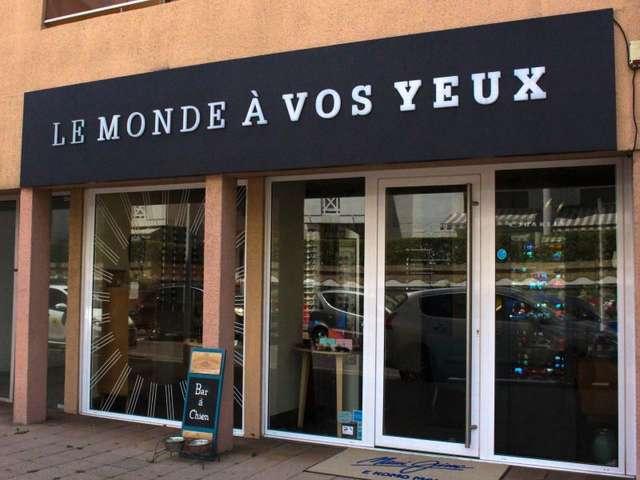 LE MONDE A VOS YEUX