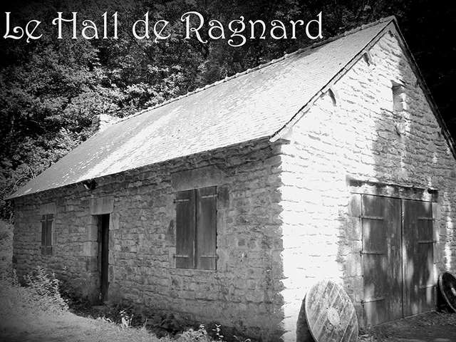 Escape game : Le hall de Ragnard