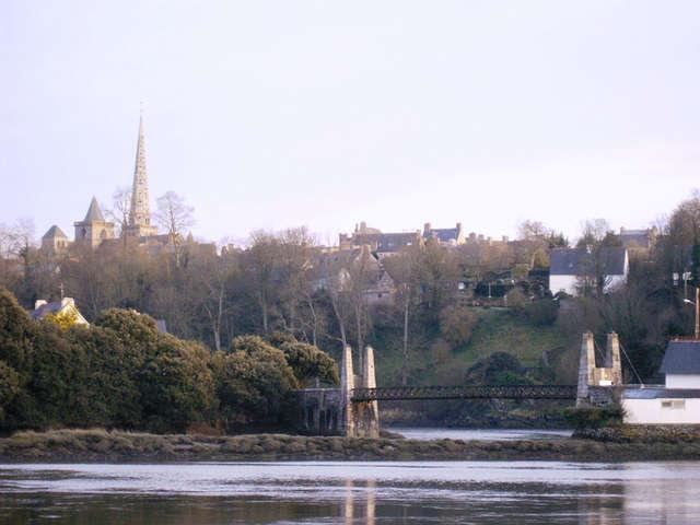 Passerelle Saint François
