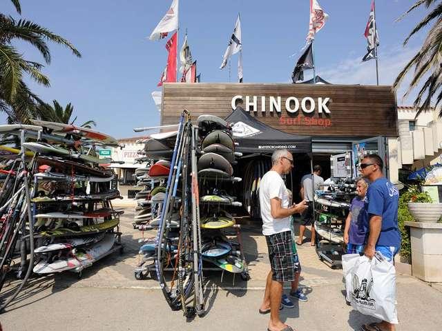Surfshop Chinook - Windsurf