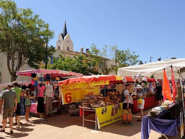 Marché de Leucate Village