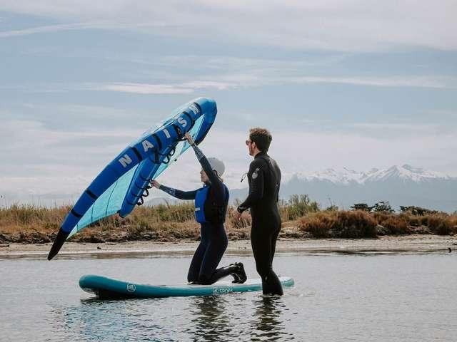 Brian Sensations - Ecole de Kite, Wing, Foil et Paddle