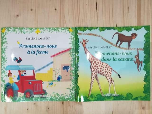Dédicace littéraires à la librairie La Plume Leucatoise