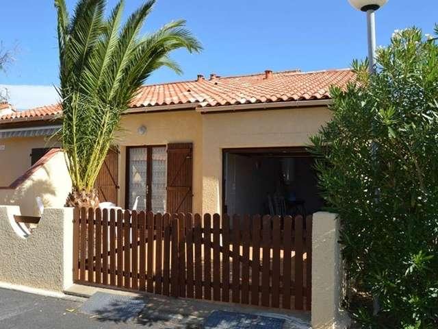 Confortable villa deux pièces mezzanine pour 6 personnes avec garage à Port Leucate. Réf: 1MPL_15C