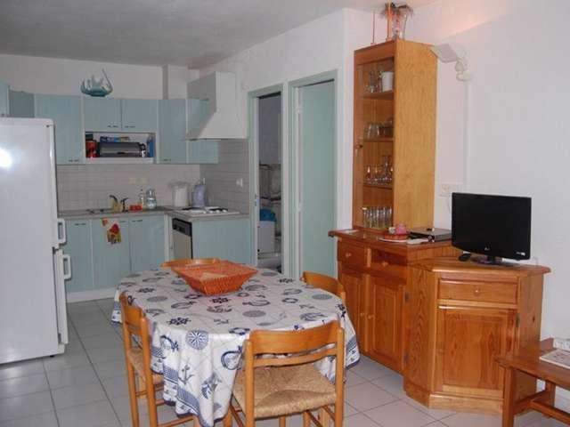 Confortable appartement en rez de chaussée pour 5 personnes avec climatisation à Port Leucate. Réf: 1MAR_4