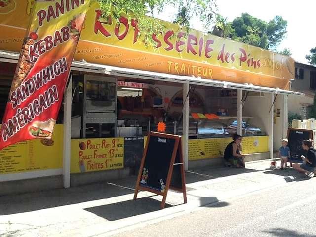 La Rôtisserie des Pins SARL Bergot