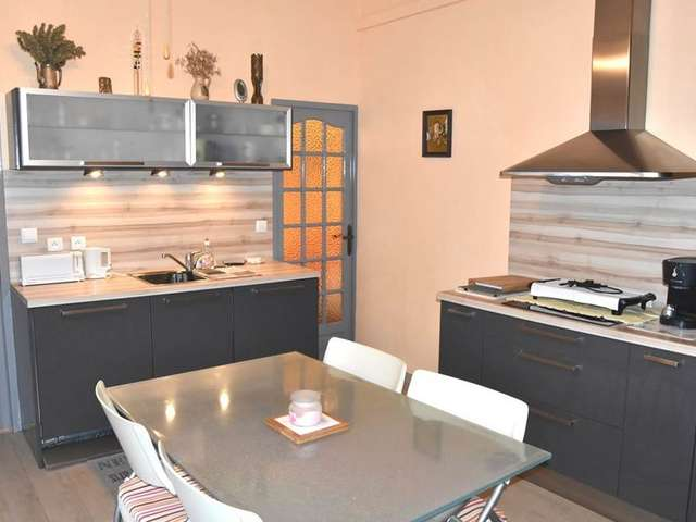 Villa trois pièces, 4 personnes, Port Leucate