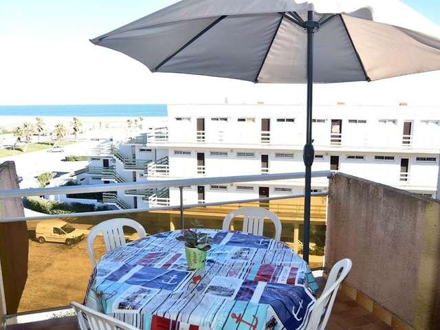 Appartement duplex, 5 personnes, Port Leucate