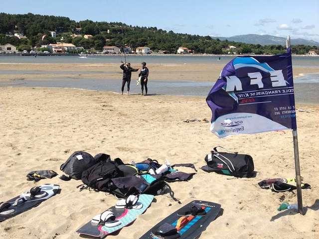 École Française de Kitesurf, windsurf et SUP Direct Wind