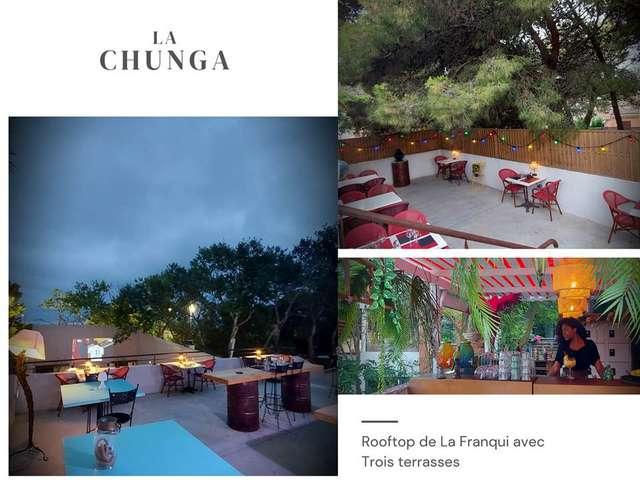 Complexe cinéma d'été - La Chunga