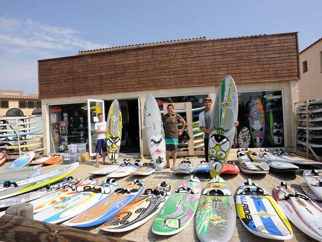 SURF SHOP Windsurf Leucate