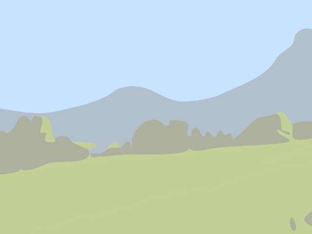Le pied du Vuache et le plateau des Daines