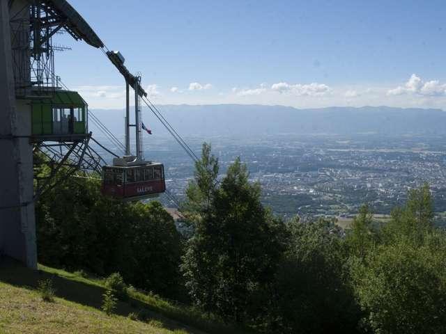 Salève Genève (La suisse à vélo n°104)