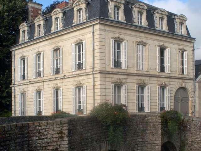 CHAMBRES D'HOTES LA DEMEURE DE L'ILE