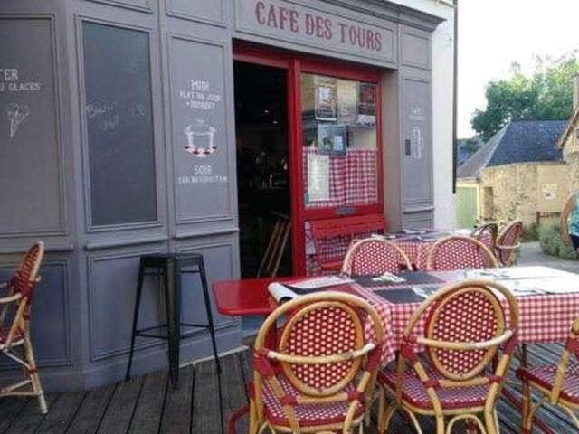 CHAMBRE D'HÔTES CAF&COUETTE AU CAFÉ DES TOURS