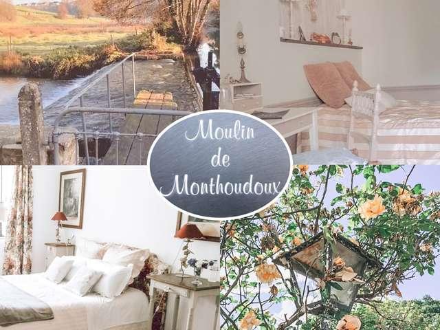 MOULIN DE MONTHOUDOUX