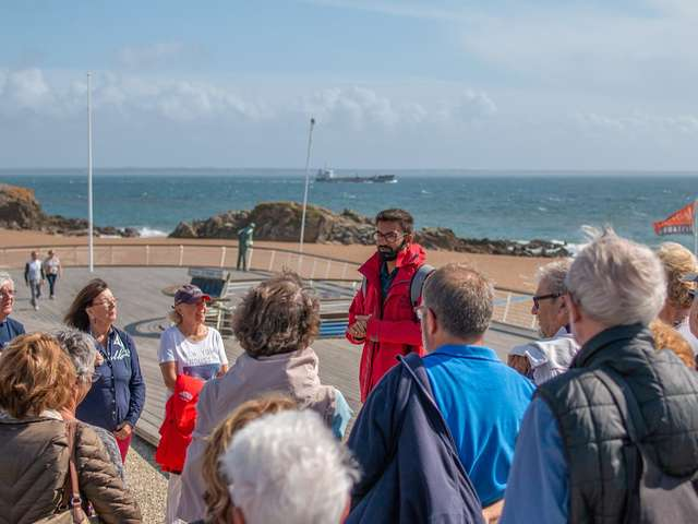 Randonnée urbaine : « Saint-Marc-sur-mer, l'esprit balnéaire »