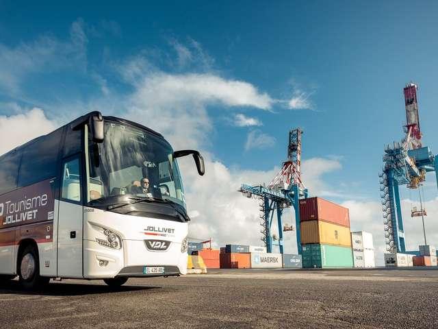 Grand Port maritime, visite guidée en car, réservation obligatoire