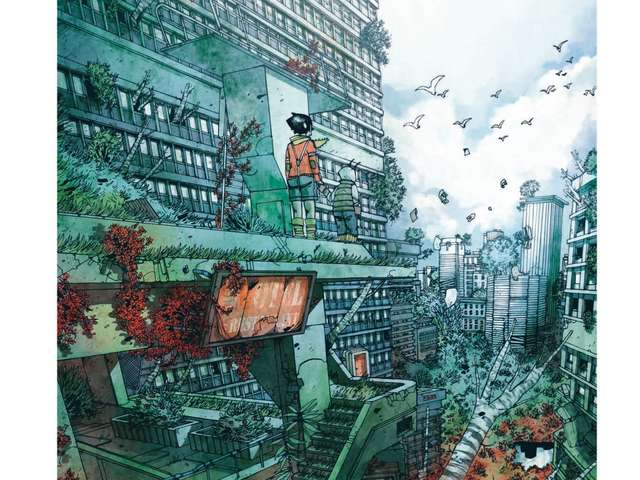 Mathieu Bablet, L'imaginaire à l'œuvre