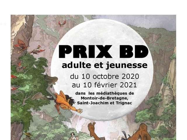 Prix BD adulte et jeunesse