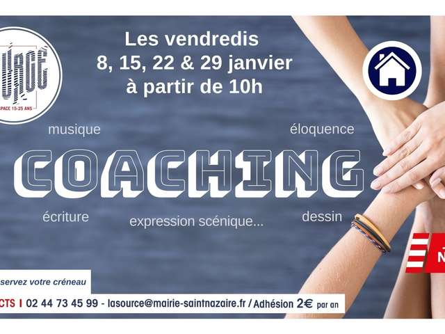 Séances de coaching