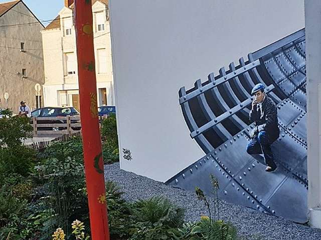 Randonnée urbaine : « Méan-Penhoët, ils ouvrent la porte »