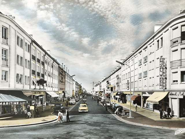 Randonnée urbaine : « Années 1950 : vivre la Reconstruction »