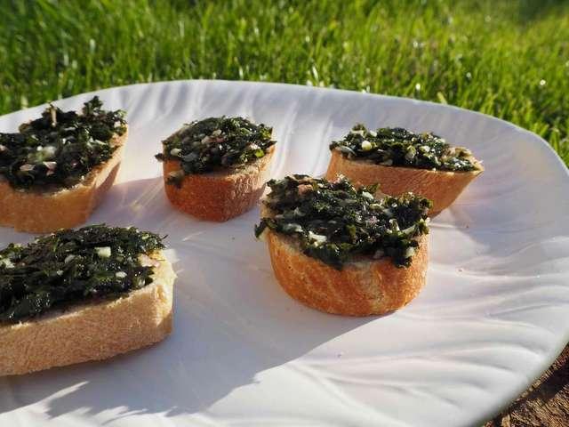 Atelier « Cuisinons les algues sauvages »