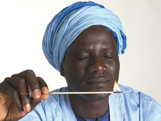 Veillée sous l'acacia - Mamadou Sall