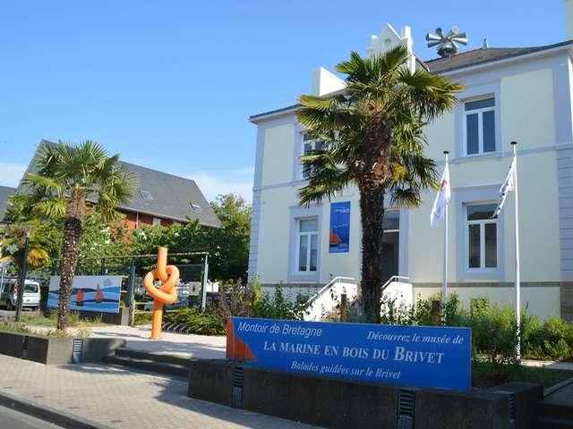 Le musée de la Marine en bois du Brivet