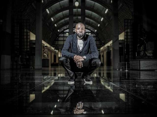 Abd Al Malik -  « Le Jeune noir à l'épée »