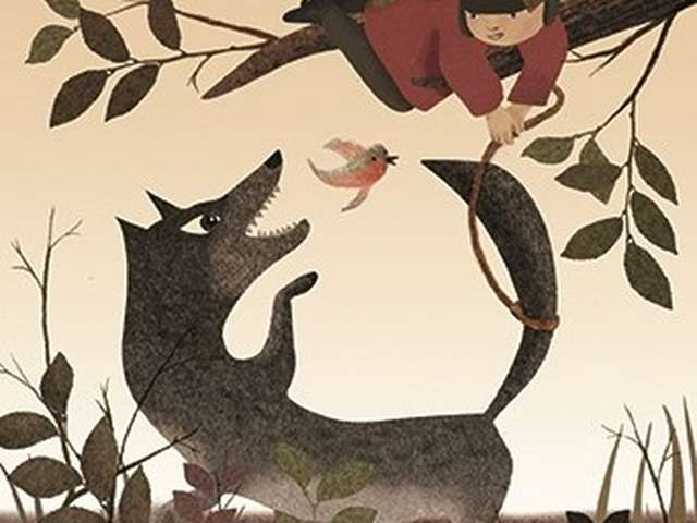 Pierre et le loup, raconté par Dominique A