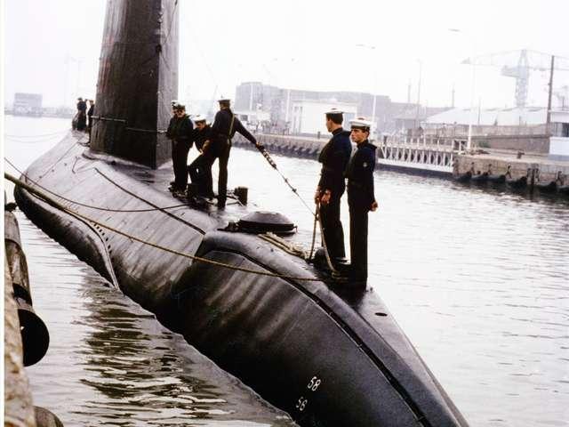 Découverte insolite du sous-marin Espadon avec un comédien « J'ai vécu et respiré sous-marin »