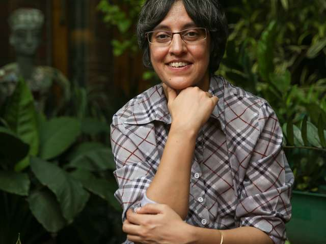 Rencontre avec Parvati Sharma