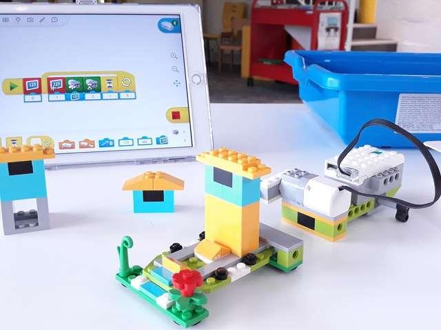 Explorateurs du numérique : Défi sismique Lego Wedo