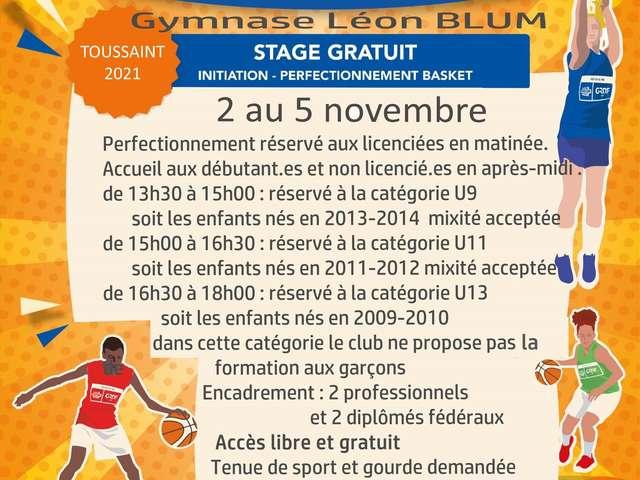 Centre de Génération basket de Saint-Nazaire