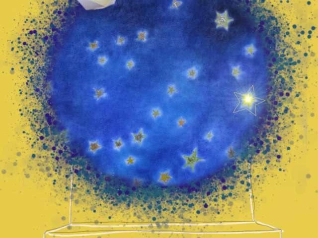 Une étoile dans ma valise