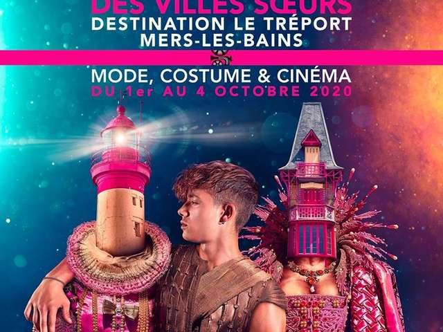 [ANIMATION CONFIRMEE] | Festival du Film des Villes Soeurs : Mode, Costume & Cinéma | Atelier maquillage FX