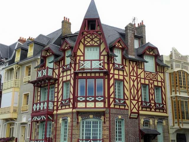 [ANIMATION CONFIRMEE] | Visite guidée Mers-les-Bains : Villas Belle Epoque