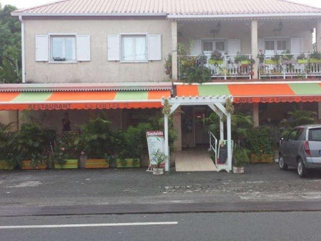 Restaurant Coulée 77 - Boutique des Laves