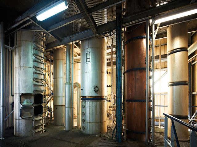 Distillerie de Savanna et Sucrerie de Bois Rouge