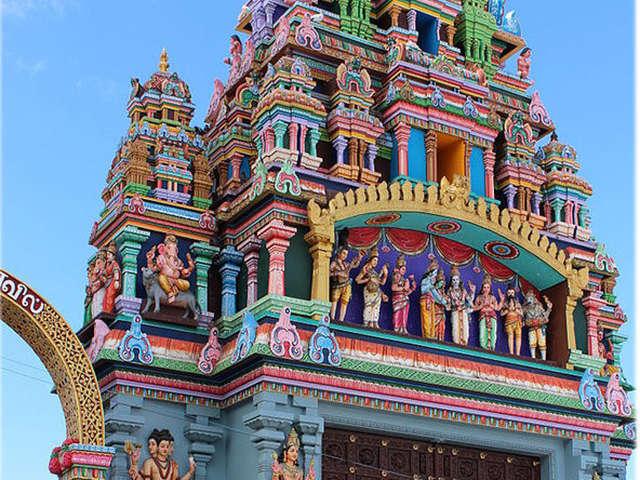 Temple Kali Kampal