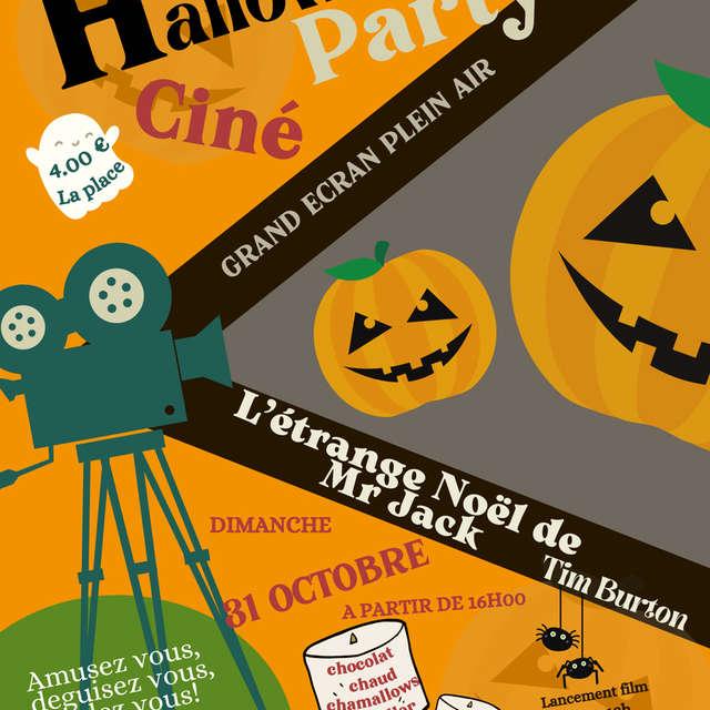 Halloween party !