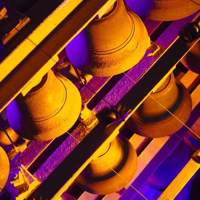 Beffroi, Carillon et Hôtel de Ville