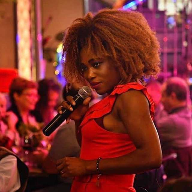 Concert au café de l'hôtel de ville