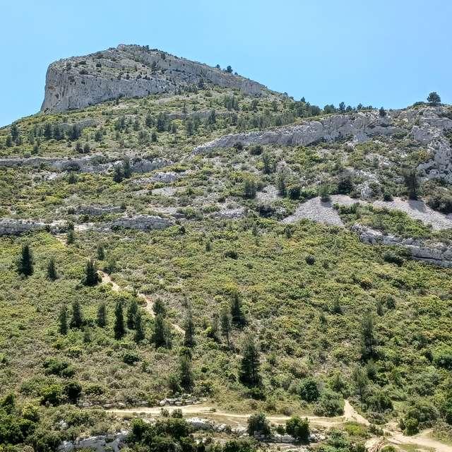 Le tour de Garlaban