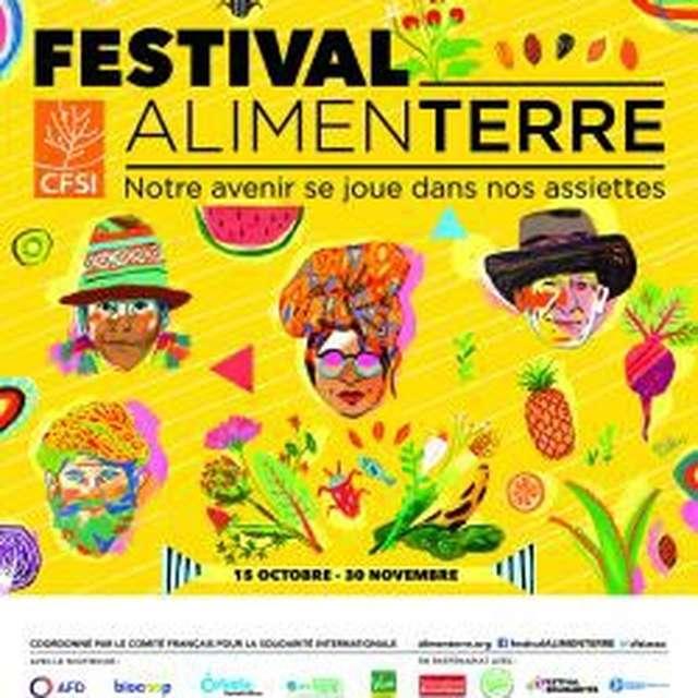CINÉ-DÉBAT POUR LE FESTIVAL ALIMENTERRE