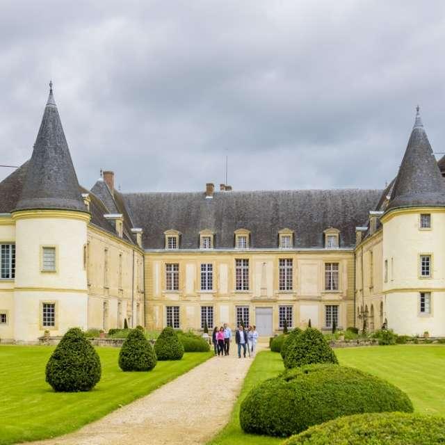 Le domaine des princes de Condé