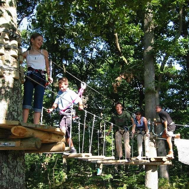 L'Appel de la Forêt - Parcours Aventure