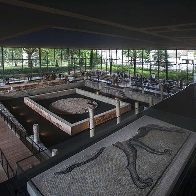 Vesunna Site-musée gallo-romain de Périgueux